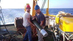 First Greek Argo float deployment - 2010 Cretan Sea