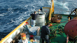 On board calibration was a common practice in the early years of buoy network maintenance (December 2000)